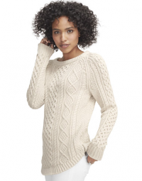 Sonage-Skincare-Blog-Four-Fall-Fashion-Trends-LL-Bean-Signature-Cotton-Fisherman-Tunic-Sweater-Beige-Planning