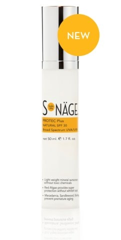 Sonage Protec Plus Natural Sunscreen