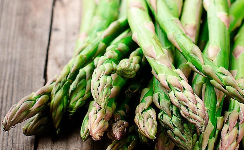 Spring for Asparagus