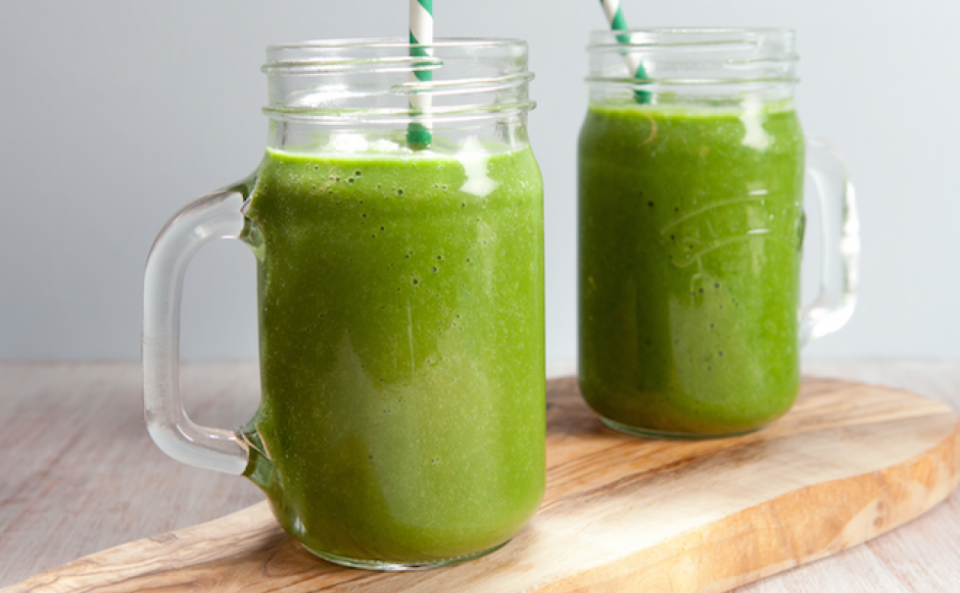 Spring Clean Green Smoothie