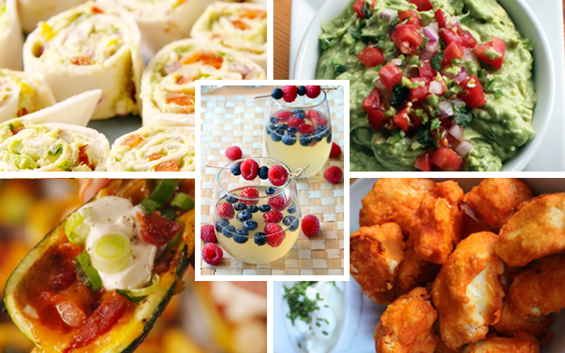 4th July Healthy Recipe Ideas | Sonage Skincare