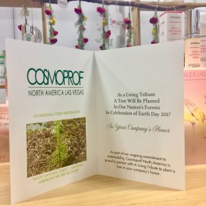 Cosmoprof North America | Discover Green | Sonage Skincare