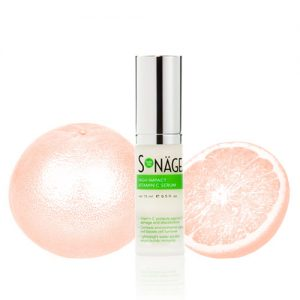 High Impact Vitamin C Serum | Grapefruit | Aromatherapy | Sonage Skincare