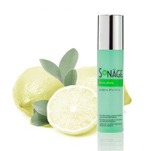 Facial Rinse | Lemon | Aromatherapy | Sonage Skincare