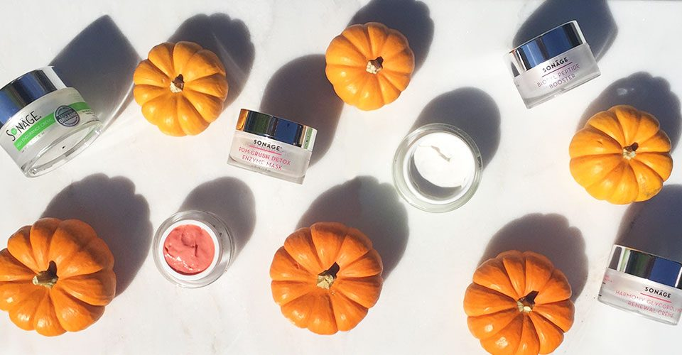 Pumpkin Spice Up Your Skincare Routine