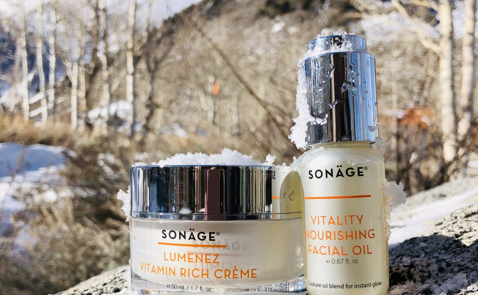Sonage Lumenez Vitamin Rich Creme