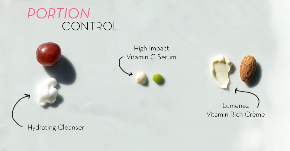 Portion Control: How Much Product Should You Really Apply?