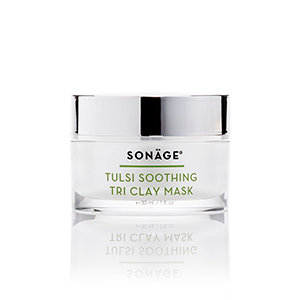 Tulsi Soothing Tri Clay Mask