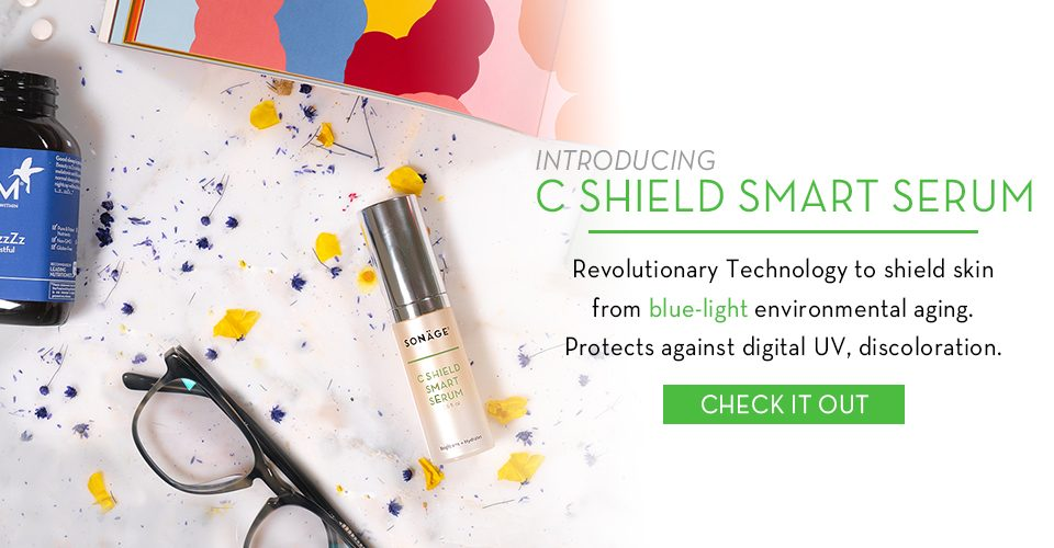 Introducing: C Shield Smart Serum